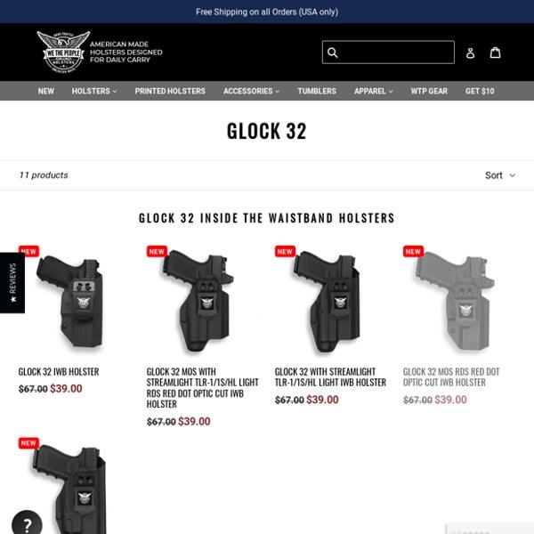 Glock 32 Holsters
