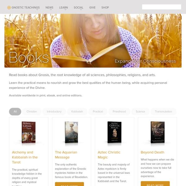 Gnostic Books Archive