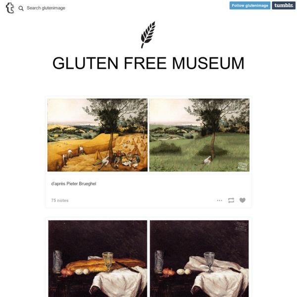 GLUTEN FREE MUSEUM