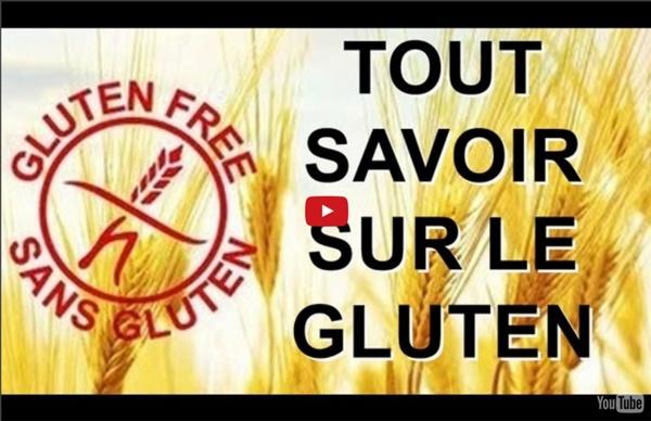 Le Gluten POURQUOI l'éviter ?