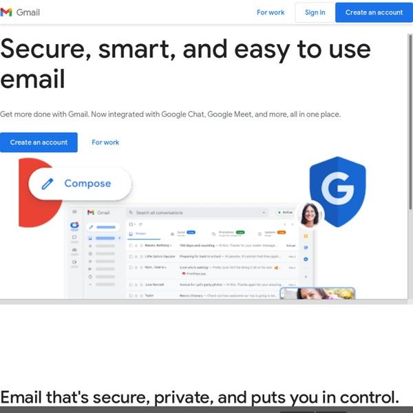 Boîte de réception (1568) - drisslar - Gmail