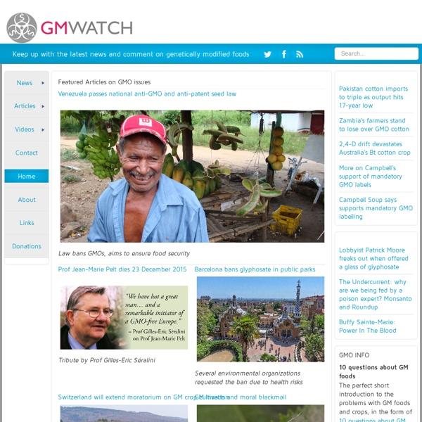GMWatch