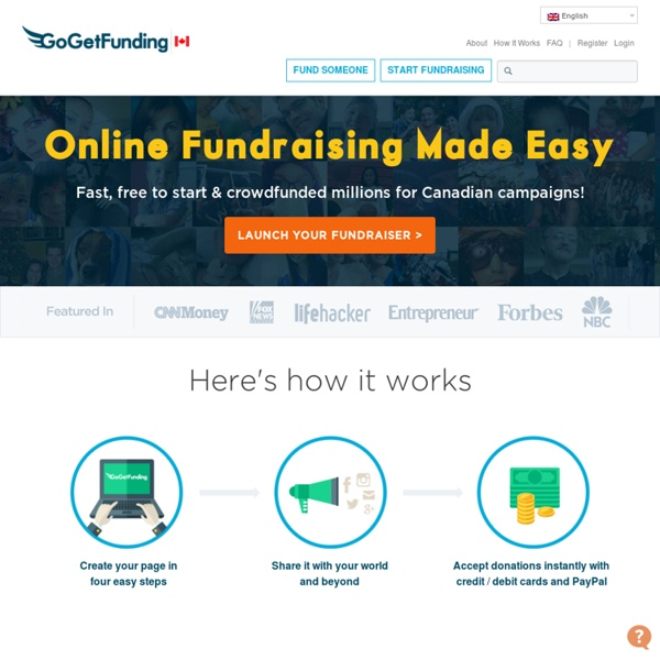 #1 Crowdfunding Website for Personal Causes ♥