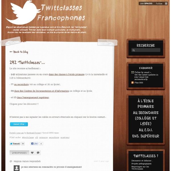 """210 """"Twittclasses""""..."""