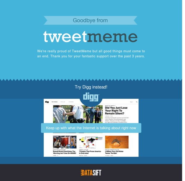 TweetMeme - Search and Retweet the Hottest Stories on Twitter