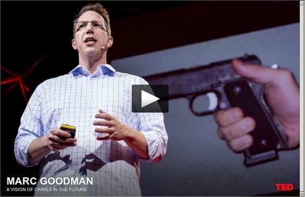 Marc Goodman : Une vision des crimes du futur