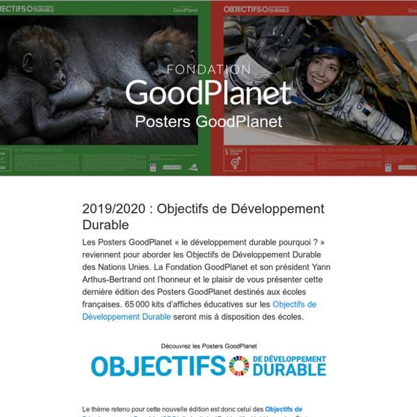 Fondation GoodPlanet : Le Développement Durable, Pourquoi ?