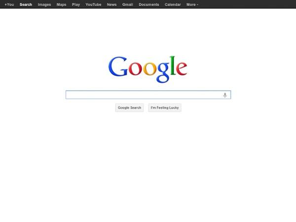 Page de démarrage de Mozilla Firefox