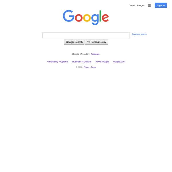 Google Afrique du sud