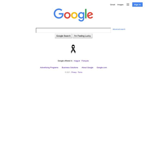 Google Hongrie