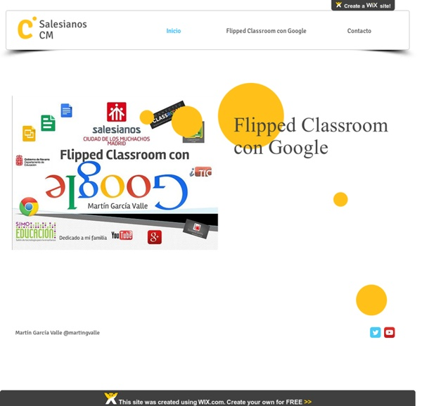 Flipped Classroom con Google Apps for Education