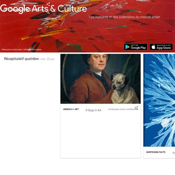 Institut culturel de Google