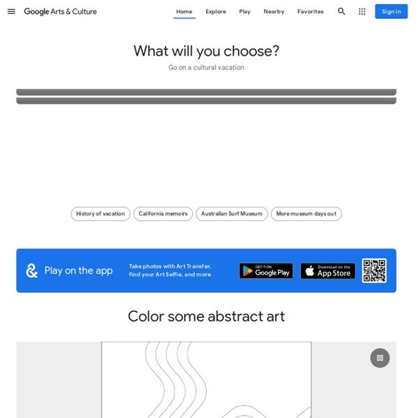 World Wonders – Google Cultural Institute