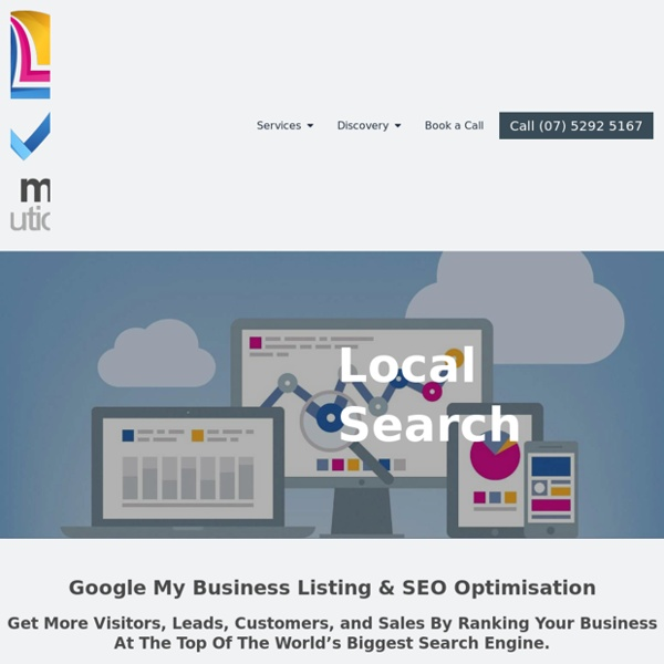 Google My Business Listing & SEO Optimisation