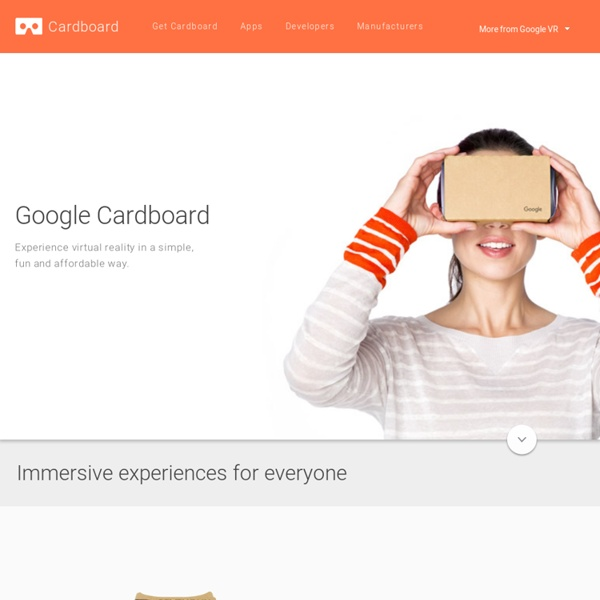 Cardboard – Google