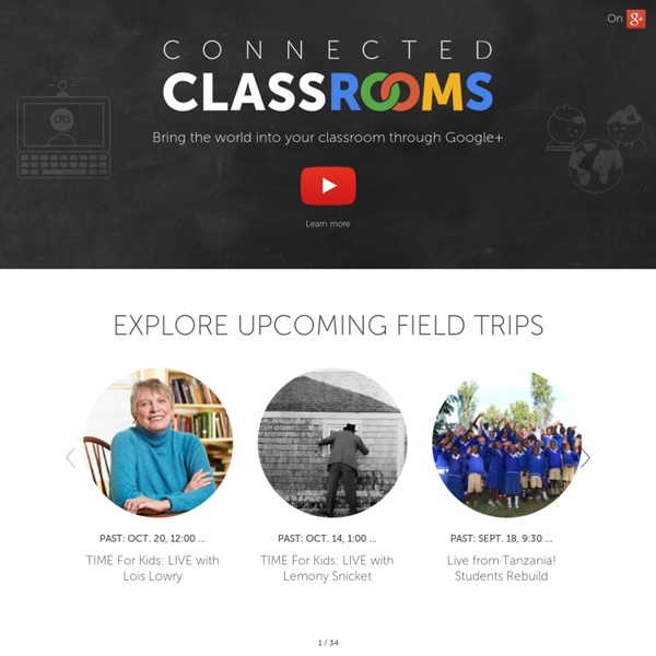 Google Connected Classrooms