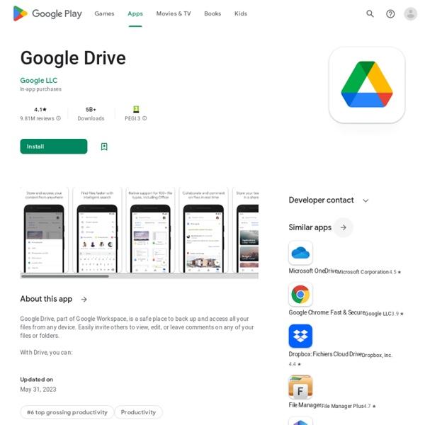 Google Docs - Android Market