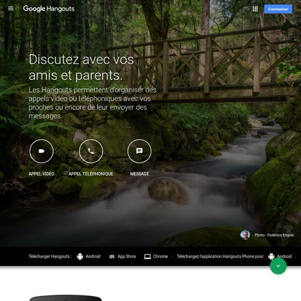 Google+ Hangouts – Google Hangouts