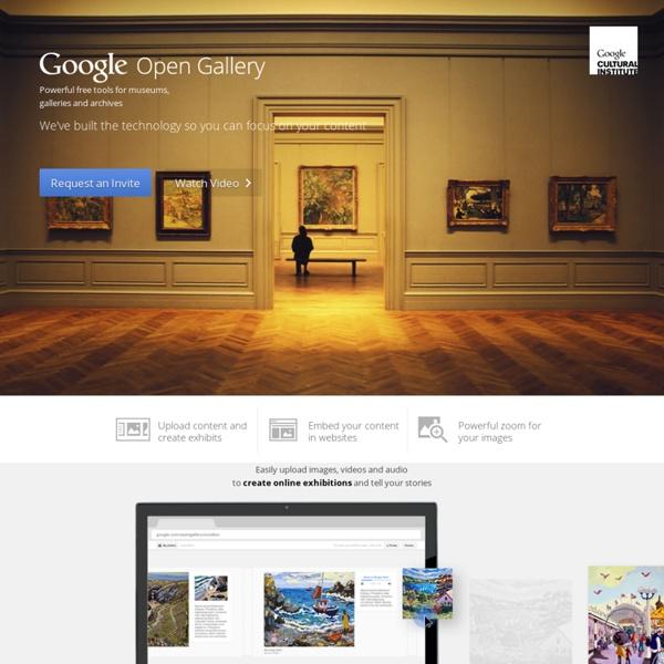 GoogleOpen Gallery