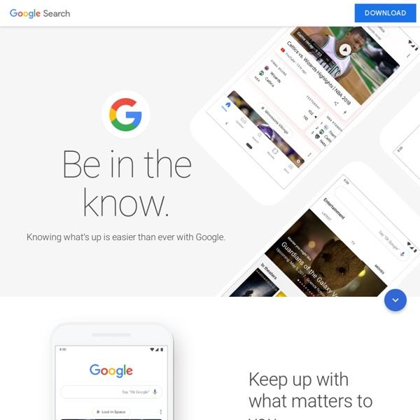 Inside Search – Google