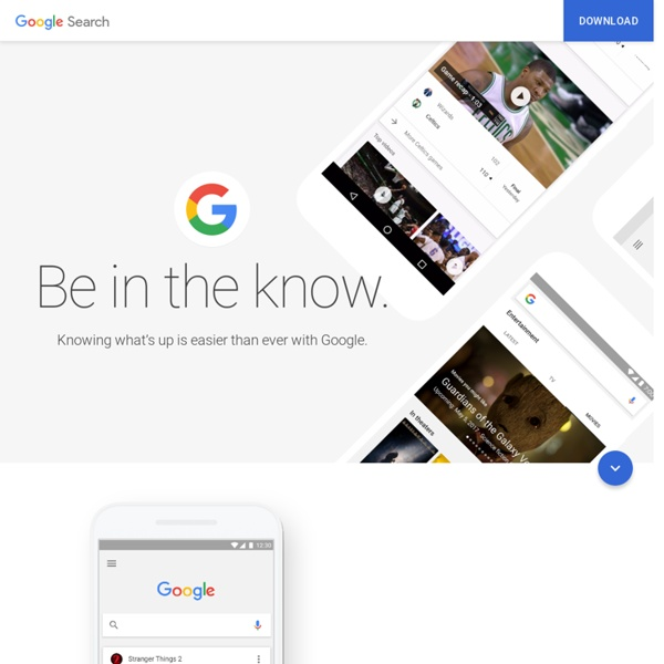 Search Education – Google