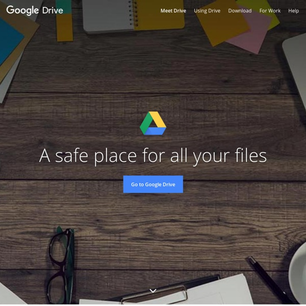 Drive - Cloud Storage & File Backup for Photos, Docs & More