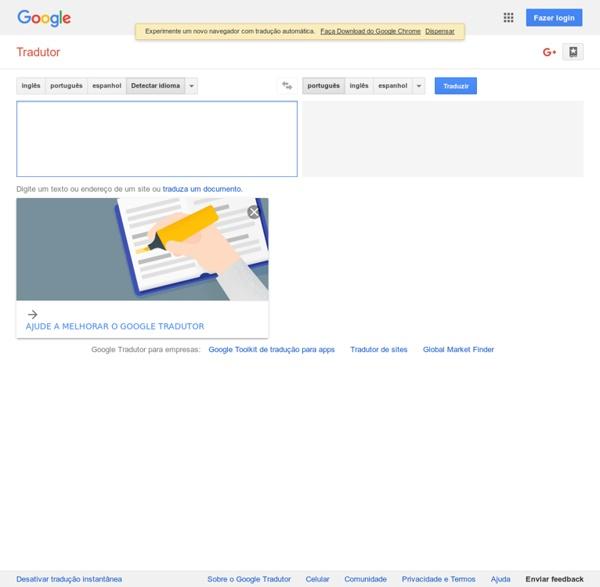 google tradutor pearltrees