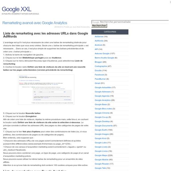 Google XXL