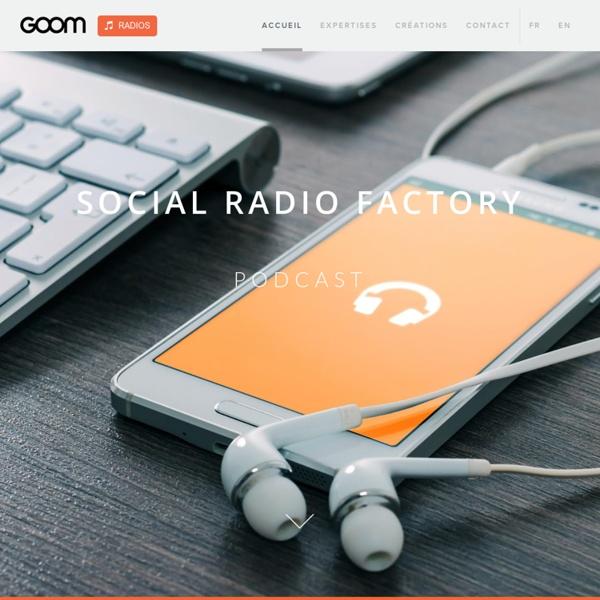 Radio en Direct - Écouter de la musique gratuite en ligne - Goom Radio
