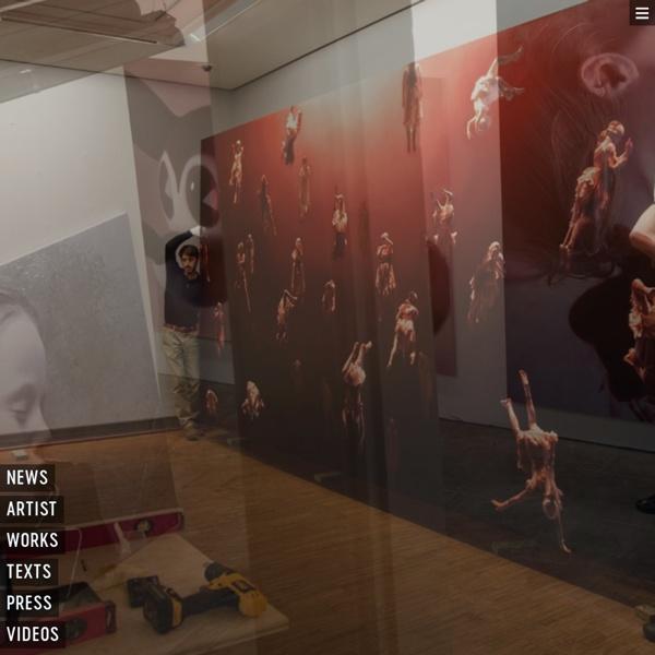 The official Website of Gottfried Helnwein.