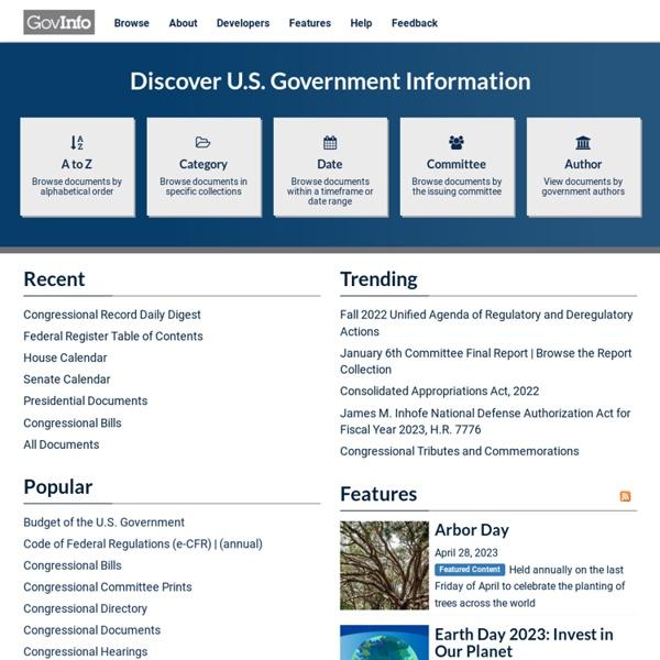 Next Generation Federal Digital System
