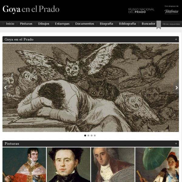 Goya en El Prado: Inicio