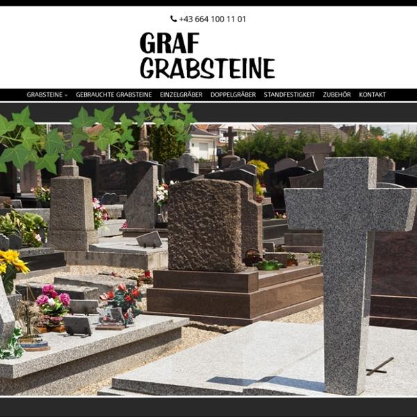 Grabsteine aus Wien und Niederösterreich - Graf Günther Grabsteine