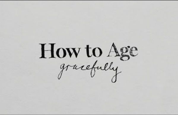 How to Age Gracefully - CBC Radio WireTap