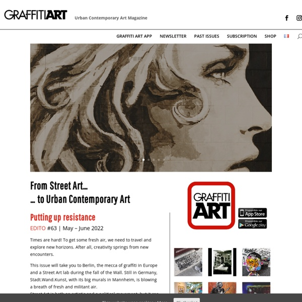 Graffiti Art Magazine