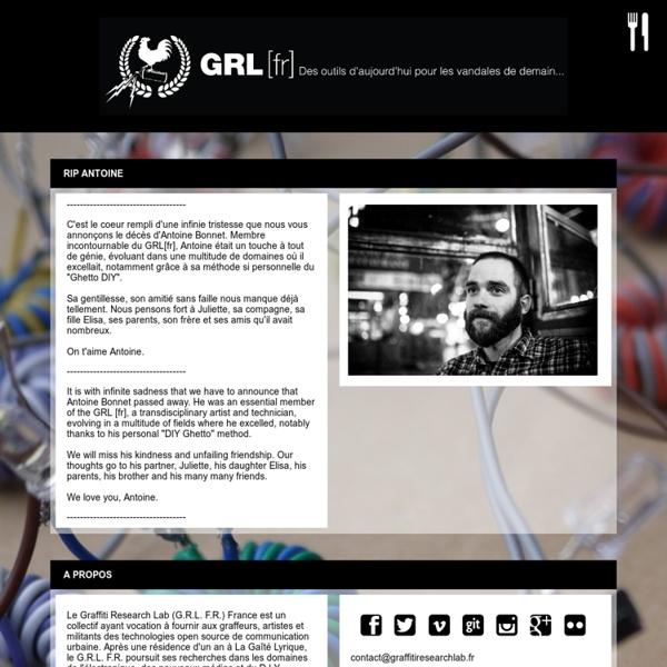 Graffiti Research Lab France