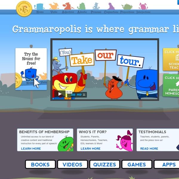 Grammaropolis