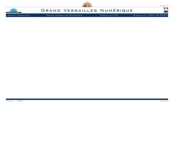 Grand Versailles Numérique