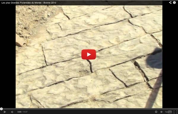 Voyage sur les Pyramides de Bosnie - Travel on Bosnian Pyramids 2013