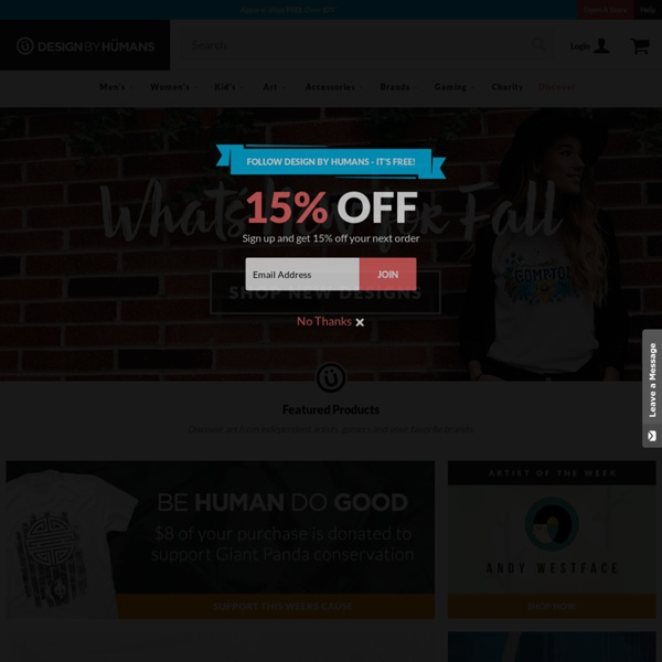 Cool T Shirt Designs, Graphic Tees For Men And Women - DesignByHümans