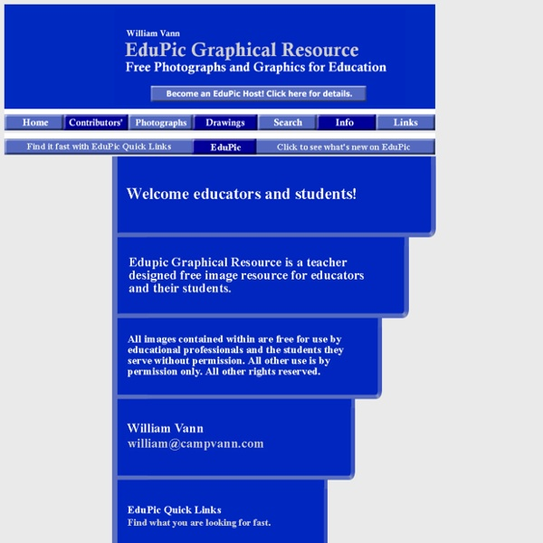 Graphical Resource for Educators