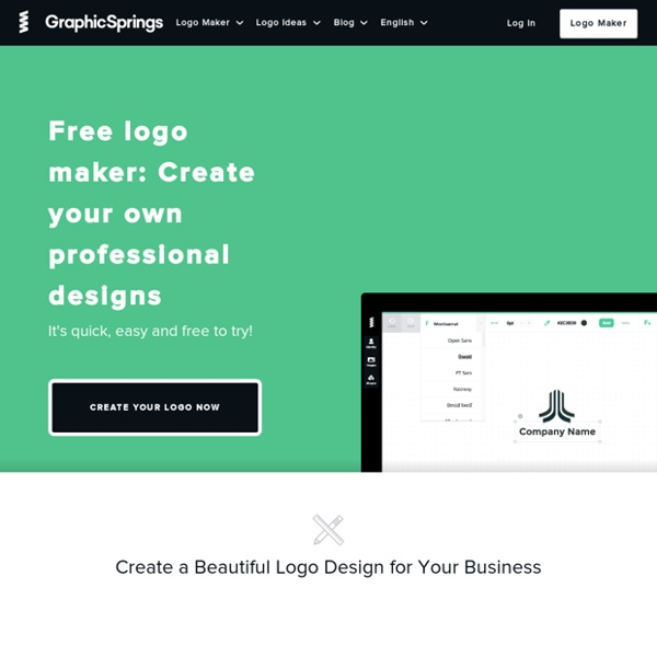 Free Logo Maker, Design, Software, Generator, Creator, Online