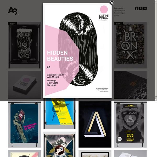 A3 Studio - Atelier graphique & Direction artistique