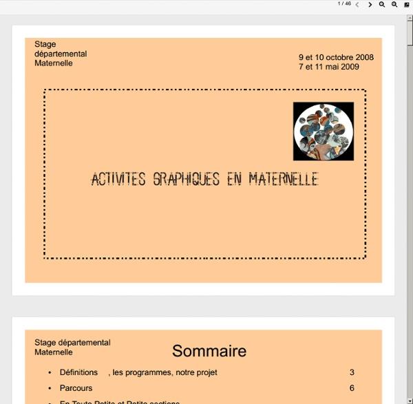 LCM216 Activites graphiques en maternelle.pdf