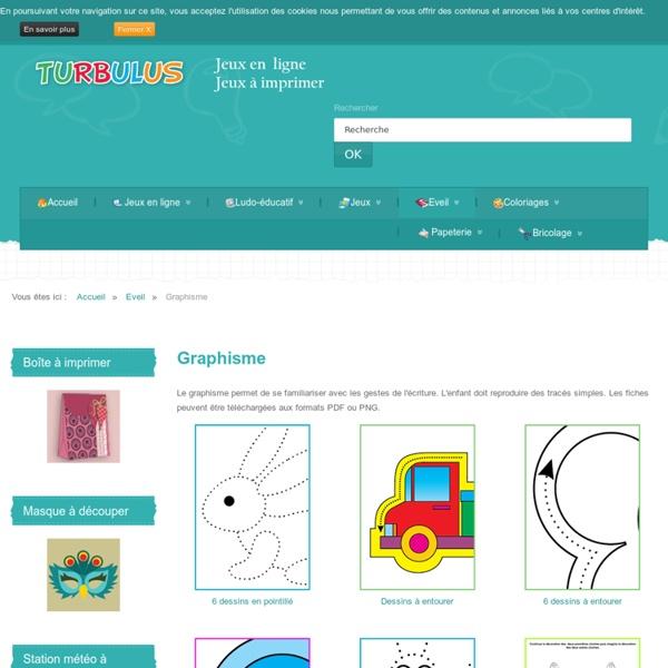 Jeux gratuits pour enfants - Graphisme