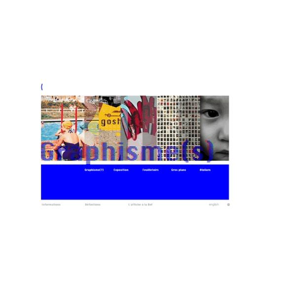 Graphismes : création graphisme, graphistes, signaletique, identite visuelle...
