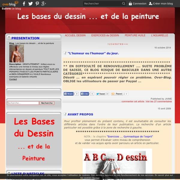 L'ABC DU DESSIN et de la PEINTURE