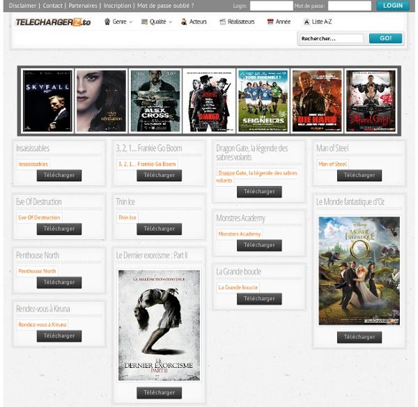 Telecharger Gratuitement Films- MEGA - Telechargement Gratuit - TelechargerZ.to