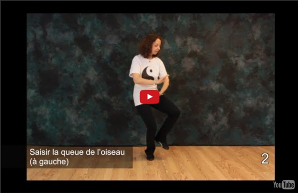 Leçons gratuites de Tai Chi - Mouvements 1, 2 et 3