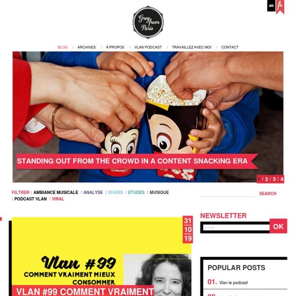 Sur l'utilisation de l'homosexualité dans la publicité